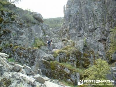 Cascadas del Purgatorio - Club montaña; viajes en abril; puente de mayo viajes